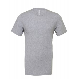 SHORT SLEEVED T-SHIRT ATHLETIC HEATHER