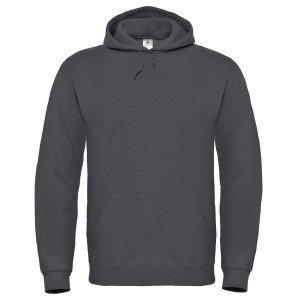 HOODED SWEATSHIRT ANTHRACITE GREY