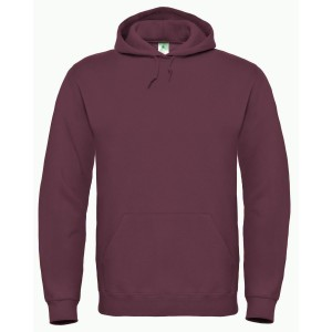 HOODED SWEATSHIRT MAROON
