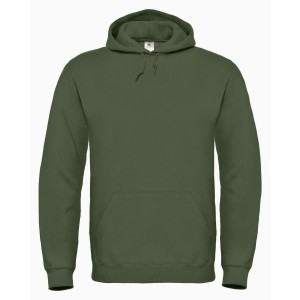 HOODED SWEATSHIRT MILITARY GREEN