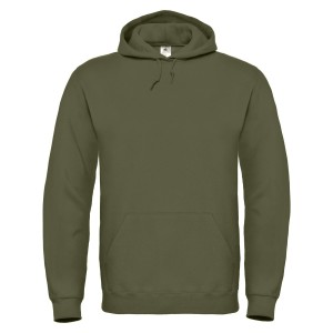 HOODED SWEATSHIRT URBAN KHAKI
