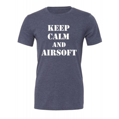 Keep Calm and Airsoft